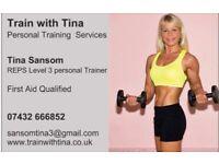 Personal training one to one Folkestone gym