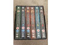 Numbers box set DVD