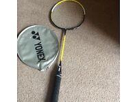 Badminton racquets