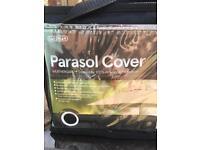 Parasol covers ( large ) black