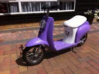 razor pocket mod betty/bella electric childs scooter 24 volt