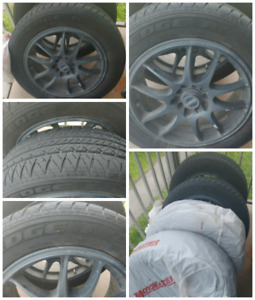 Tires/ pneu summer / ete