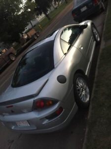 2003 Mitsubishi Eclipse GT open to offers and trades