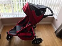 Phil and Ted's sport pram/buggy with range of accessories