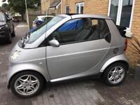 Smart Car Cabrio