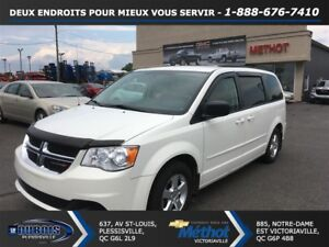 2012 Dodge Grand Caravan SE/SXT + DEMARREUR A DIST + EXCELLENTE