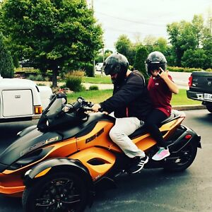 Canam Spyder RSS 2011
