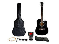 Pitchmaster Acoustic Guitar