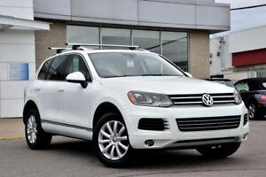 2013 Volkswagen Touareg 3.6L Highline / NAV / CAM RECUL