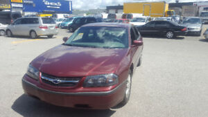 2000 Chevrolet Impala Sedan $$$ BEST DEAL $$$