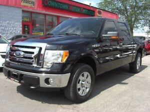 2009 Ford F-150 XLT SuperCrew 4X4 Crew Cab