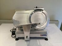 RAVECO ELECTRIC MEAT SLICER IN EXCELLENT CONDITION