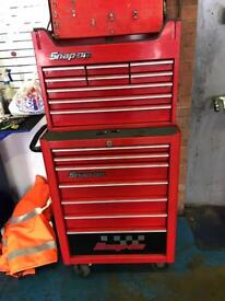 "Snap on 26"" tool box"