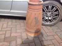 Vintage Terracotta Chimney Pot