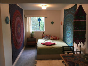 Beautiful bedroom in very lovely home  - great location