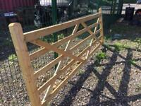 11ft Field gate