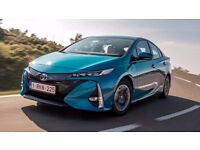**SPECIAL OFFER FROM £99 PER WEEK** PCO READY VEHICLES - NEW PLATE TOYOTA PRIUS/HYUNDAI ICONIC