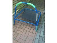 **FREE** trampoline