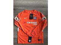 *BRAND NEW* Official Nike Chelsea Goalkeeper Shirt 2017/18 Not full kit, Shirt only