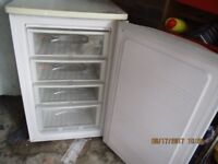 Freezer .55cm wide 4 drawer under counter freezer in excellent condition