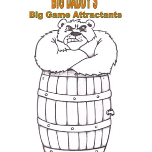 Big Daddy's big game attractant bear bait and deer attractant