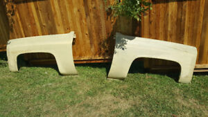 1978 Chevy 1500 fenders and hood