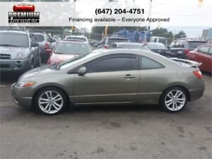 2006 Honda Civic Cpe Si