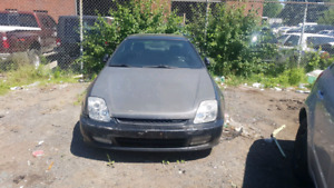 Honda prelude parting out