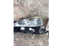 Lexus is250 headlight
