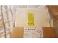 Vent Axia 439251A Extractor Fan Lo-Carbon Quadra TP
