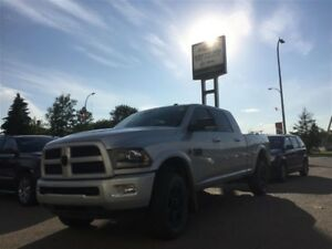 2017 Ram 2500 Laramie 6.7L Manual! *Loaded* *6613KM*