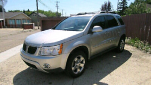 Pontiac torrent 2007 AWD sunroof leather