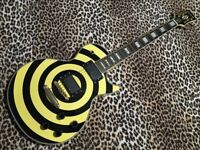 Gibson Epiphone Zakk Wylde Les Paul Bullseye REPLICA