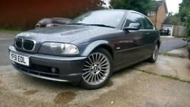 BMW 320 CI COUPE