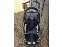 Teutonia Fun Pushchair