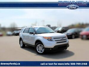 2013 Ford Explorer XLT LEATHER HEATED SEATS FREE WINTER TIRES!!!