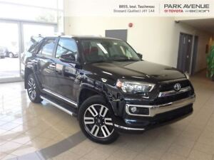 2016 Toyota 4Runner LIMITED*CUIR NOIR*TOIT OUVRANT*NAVIGATION*