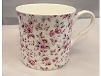 3 lovely unused Katie Alice fine china cups/mugs £10