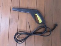 Karcher Pressure Washer Gun and Hose