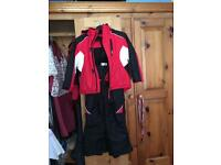 Ski suit age 5-6