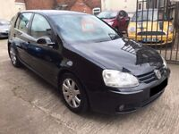 Volkswagen Golf 2.0 TDI GT 5dr - 2005, 2 Owners, 12 Months MOT, Service History, Drives Great! £1995