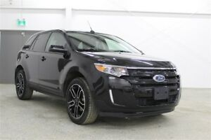 2014 Ford Edge SEL One Owner, No Accidents, Sport Appearance PKG