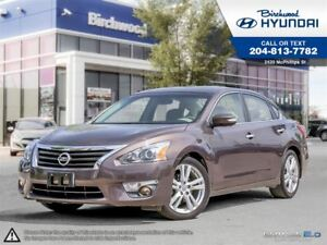 2013 Nissan Altima 3.5 SL *Navi Rear Cam Leather