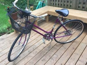 Women's vintage 10-speed bicycle for sale