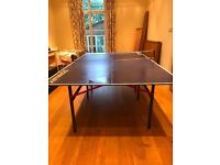 Used table tennis table looking for new home