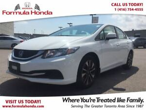 2013 Honda Civic EX | REAR-VIEW CAMERA | HEATED SEATS!!