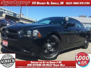 2012 Dodge Charger | X POLICE VEHICLE | CRUISE CONTROLS | REMOTE
