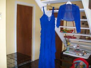 robe de mère de mariée ou de bal