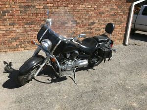 Very Low Mileage 1100 VStar