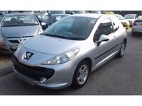 2009/09 Peugeot 207 1.4 Verve 5dr I POD & BLUETOOTH CONNECTIVITY RELIABLE AND ECONOMICAL TO RUN